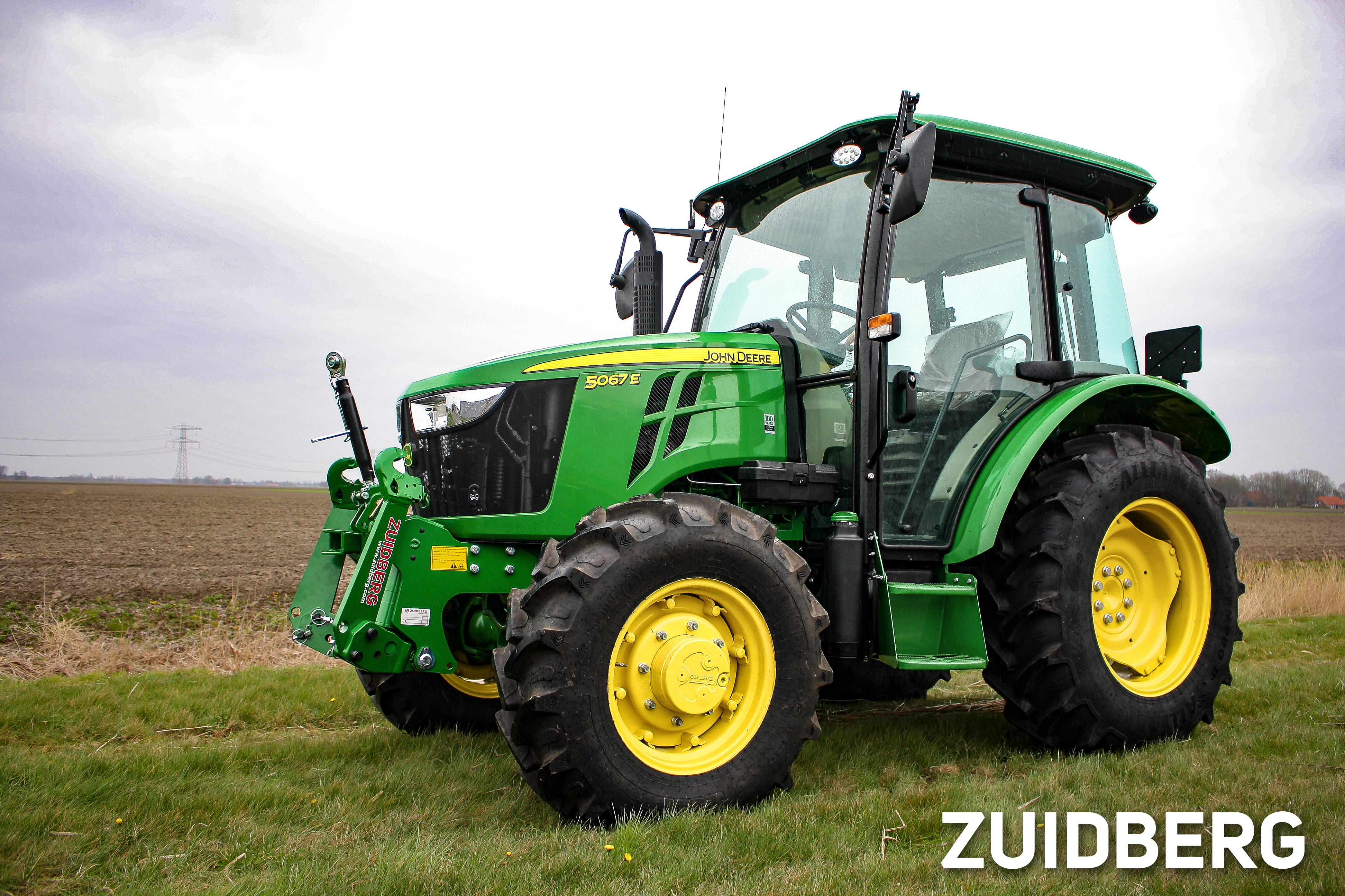 ZuidbergJohn Deere 5000 E -serie (TIER 4 INTERIM) 5058